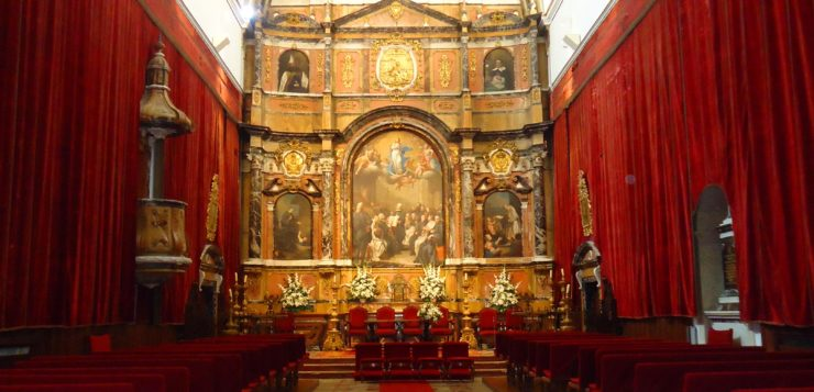 En la Universidad de Salamanca, con motivo del VIII Centenario
